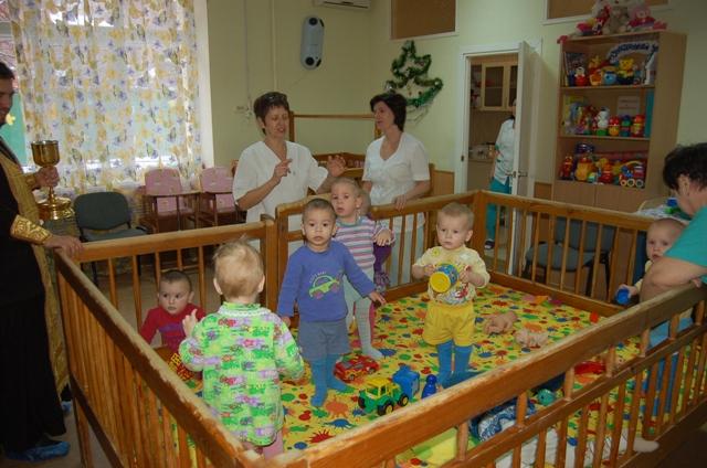 Дом малютки в воронежской области