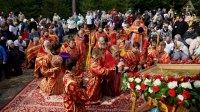 16 сентября 2017 года благочинный Центрального округа г. Ростова-на-Дону сослужил Божественную митрополиту Тульскому и Ефремовскому Алексию
