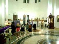 27 сентября 2017 года Воздвижение Честного и Животворящего Креста Господня