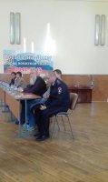 Благочинный Центрального округа г. Ростова-на-Дону принял участие в районном родительском собрании по профилактике наркомании среди несовершеннолетних